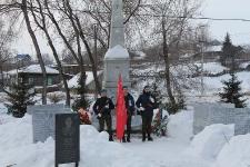 Автопробег по памятникам павшим в зимней войне 1939-1940 гг