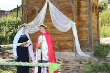 8 июля - День семьи, любви и верности (Теплый ключик)