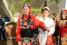 Урал объединяет народы ЦДО