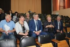 Приезд министра культуры Свердловской области