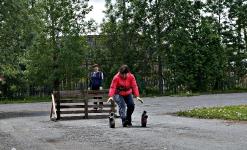 Подготовка к соревнованиям по пожарно-прикладному спорту