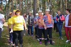 Слет пенсионеров 2017 г.
