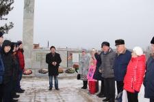 3 декабря - День Неизвестного солдата. Возложение венков