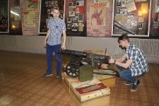 Поездка учащихся п. Арти в музеи г. Красноуфимск